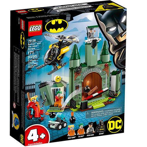 樂高-蝙蝠俠與小丑