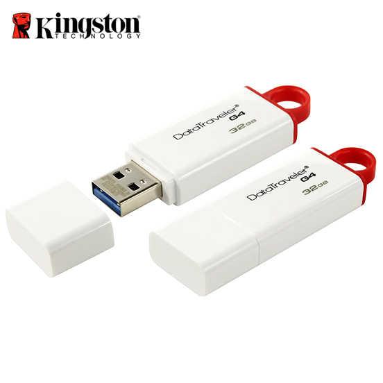 金士頓 32G Kingston Data Traveler USB3.0 隨身碟 色彩繽紛的扣環 保固公司貨