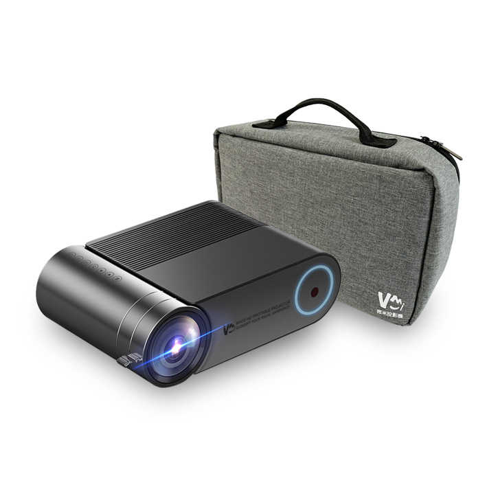 帶品_微米M400投影機