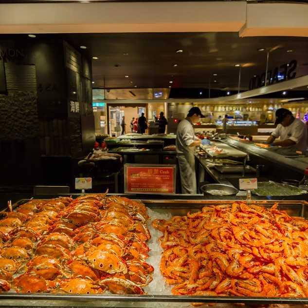 漢來 漢來海港餐廳 平日下午餐券