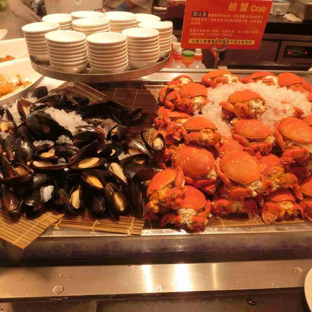 漢來 漢來海港餐廳 平日下午餐券 敦化店/天母店適用