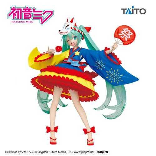 TAITO 景品公仔 初音未來 夏季 2nd Season Summer Ver. 【鯊玩具Toy Shark】