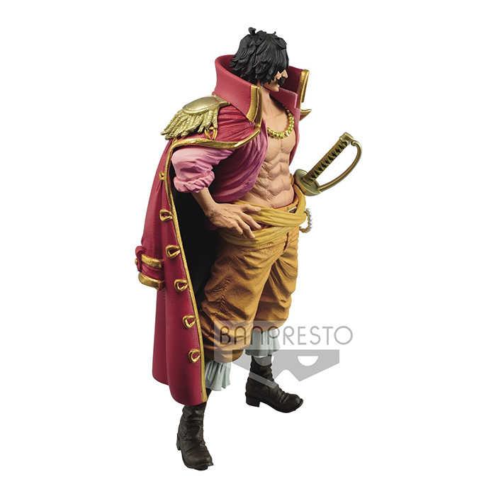 BANPRESTO 景品公仔 海賊王 藝術王者 哥爾 D 羅傑 【鯊玩具】