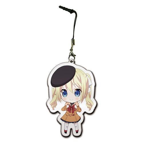 魔法科高中的劣等生 呼喚繁星的少女 壓克力造型吊飾(4)