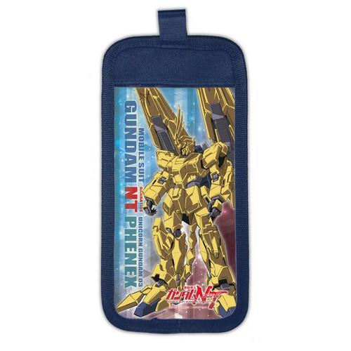 機動戰士鋼彈劇場版NT-透明觸控手機袋(1)