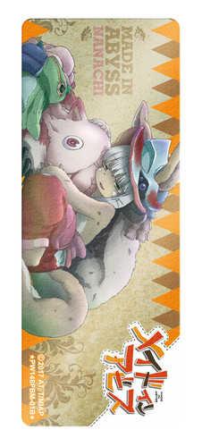 來自深淵 劇場版總集篇 - 閃銀書籤套卡 (1)