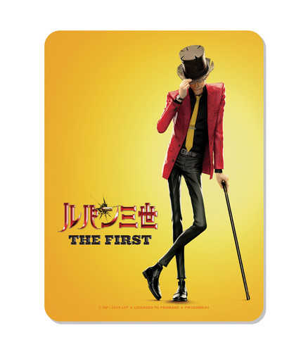 魯邦三世 THE FIRST - 滑鼠墊 (1)