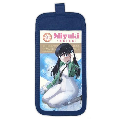 魔法科高中的劣等生 呼喚繁星的少女-透明觸控手機袋(1)