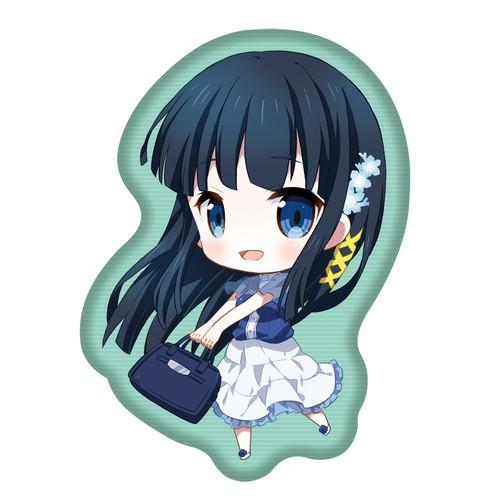 魔法科高中的劣等生 呼喚繁星的少女-造型抱枕(1)