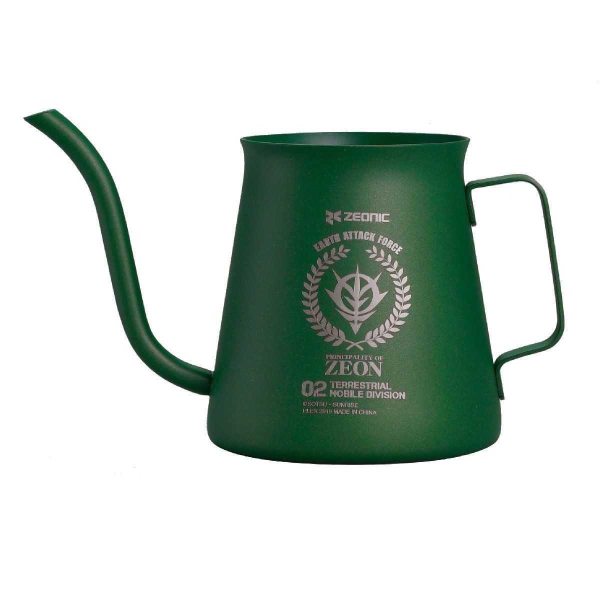鋼彈-吉翁公國咖啡壺