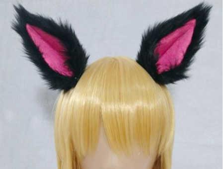 貓咪單色獸耳