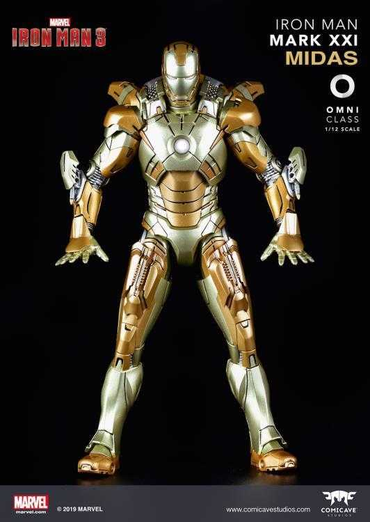 鋼鐵人-MK21