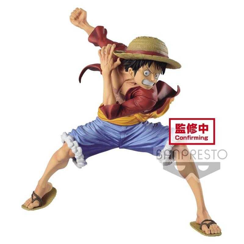 【阿弟玩具】8月預定 代理版 景品 代理版 海賊王 MAXIMATIC 魯夫 橡膠槍彈