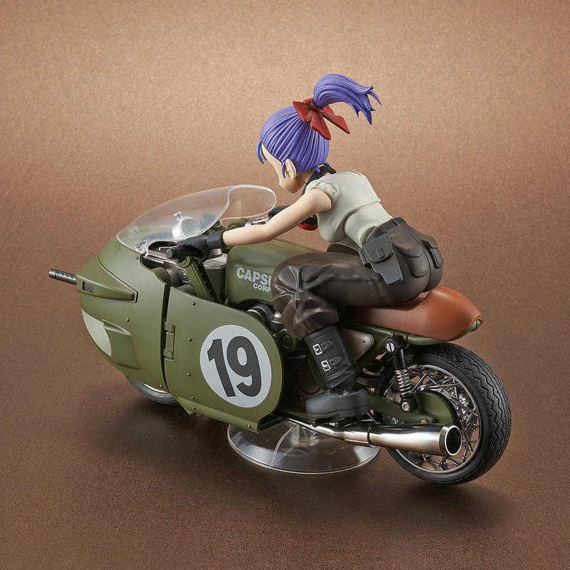 【台中金耀】店鋪現貨 Figure-rise 七龍珠Z 布瑪 可變式 19號機車 摩托車【代理版】歡迎店取