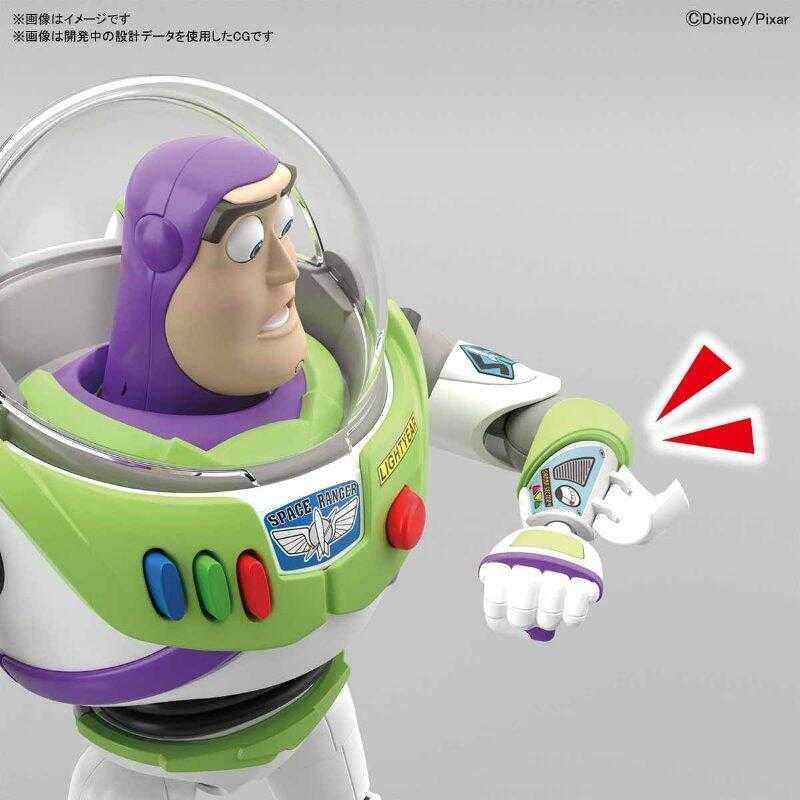 【台中金耀】店鋪現貨 BANDAI Cinema-rise Standard玩具總動員 巴斯光年【代理版】歡迎店取