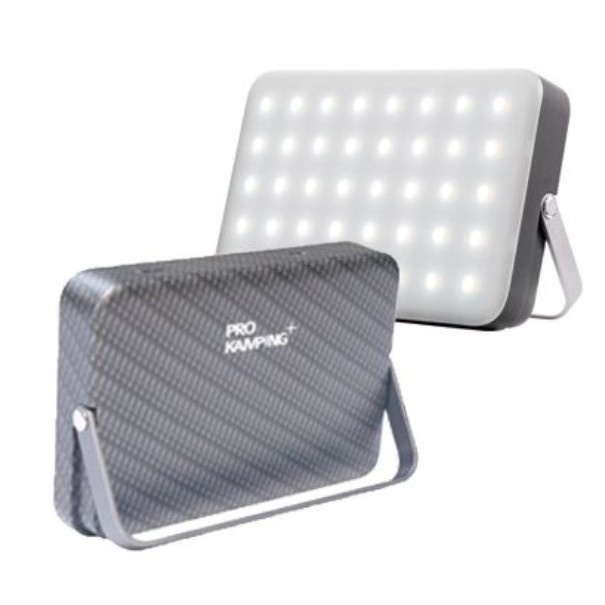 Pro Kamping 充電式戶外露營燈 -幾何圖形【露戰隊】