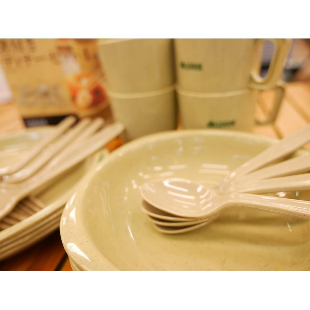 【露戰隊】LG85003、LOGOS四人份餐具組