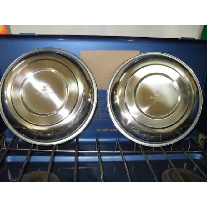 文樑 304不銹鋼盤 18-8 304 不銹鋼 廚具 廚房 台灣製【露戰隊】