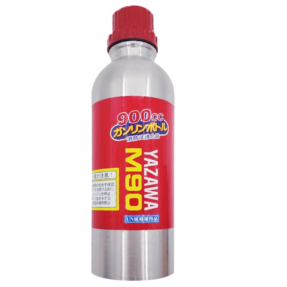YAZAWA M90 不鏽鋼儲油瓶(油壺) 0.9L 【露戰隊】