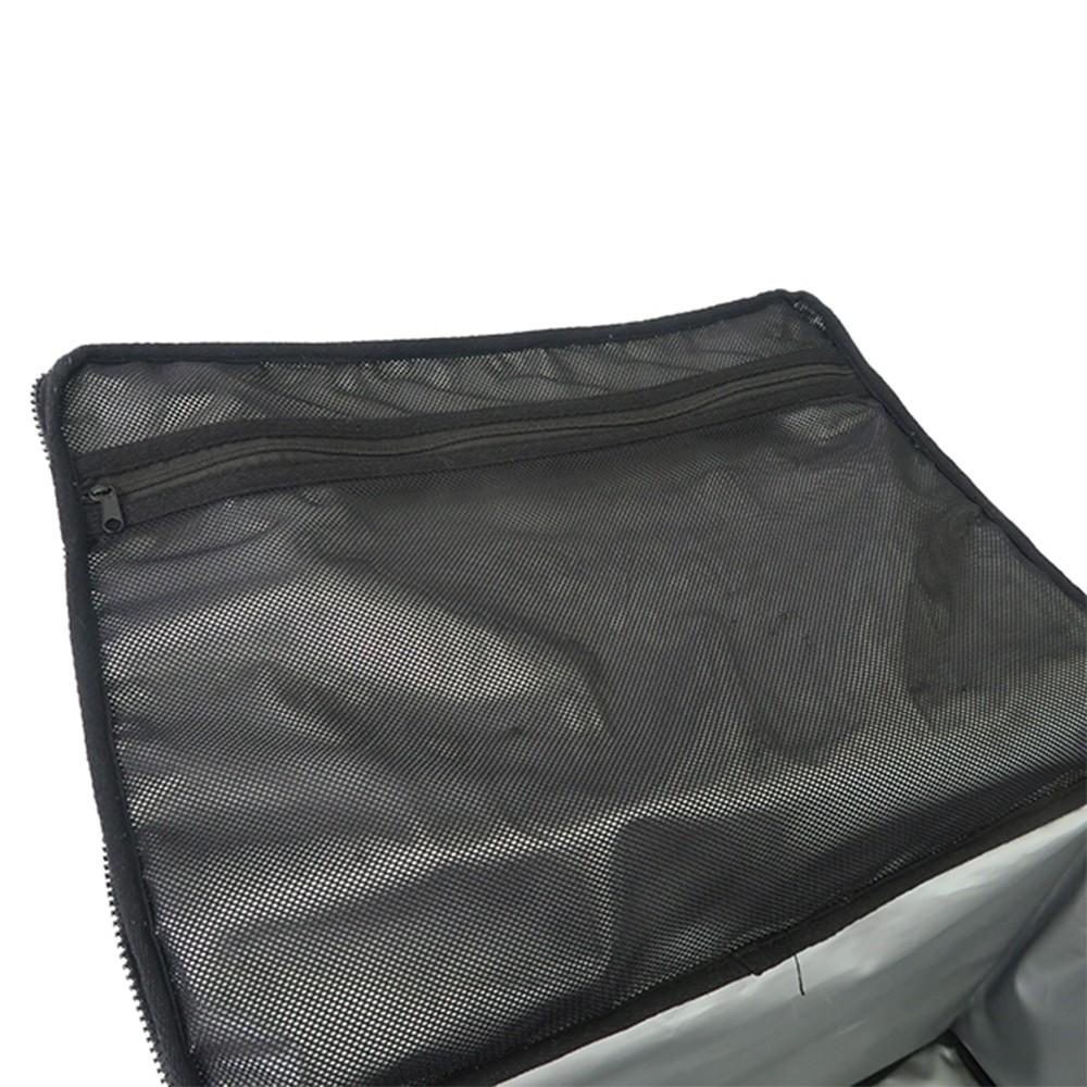 POST GENERAL–可折疊立體方型保冷保溫袋 【露戰隊】 橄欖綠