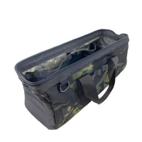OWL CAMP PTG-B 暗黑迷彩營釘袋 釘收納袋 工具箱 配件包 營釘袋 營鎚袋 裝備袋 【露戰隊】OW0000B