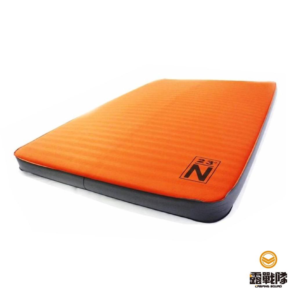北緯23度 TPU 3D雙人充氣床墊(L)【露戰隊】