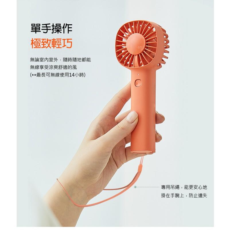 N9 FAN C USB迷你手持風扇 電風扇 風扇 電扇 涼風扇 隨身扇 手持扇 無線風扇 迷你扇【露戰隊】 沈穏黑