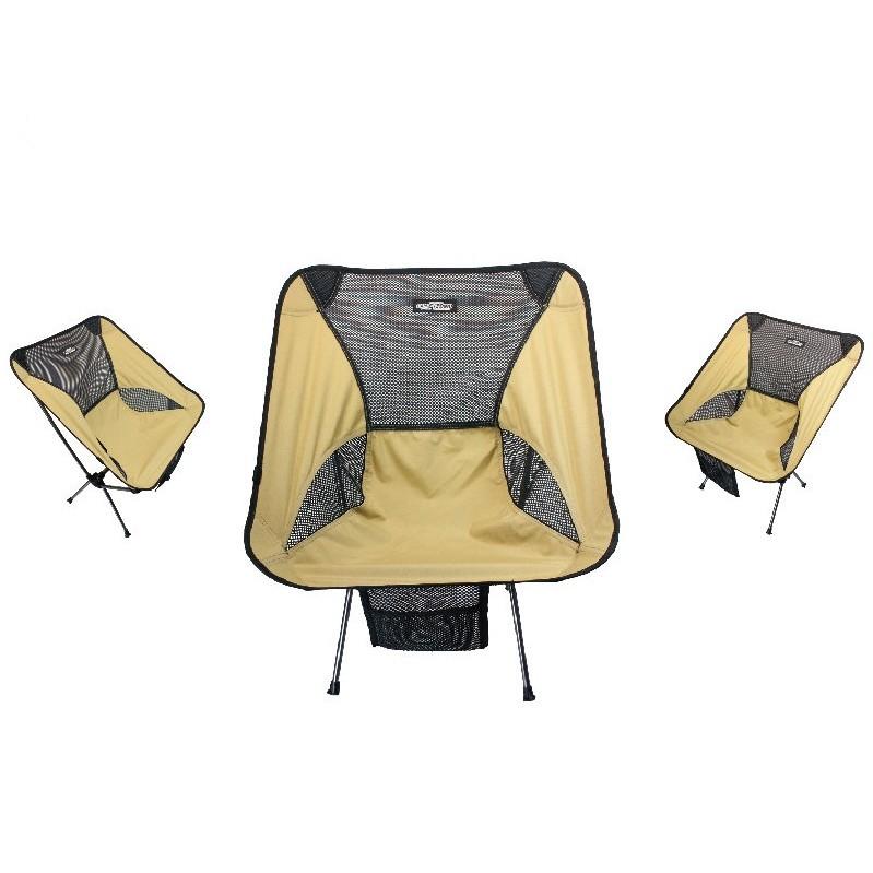 【露戰隊】Camp Land NEW Chair one 旅居者超輕量便攜摺疊椅(RV-ST950)