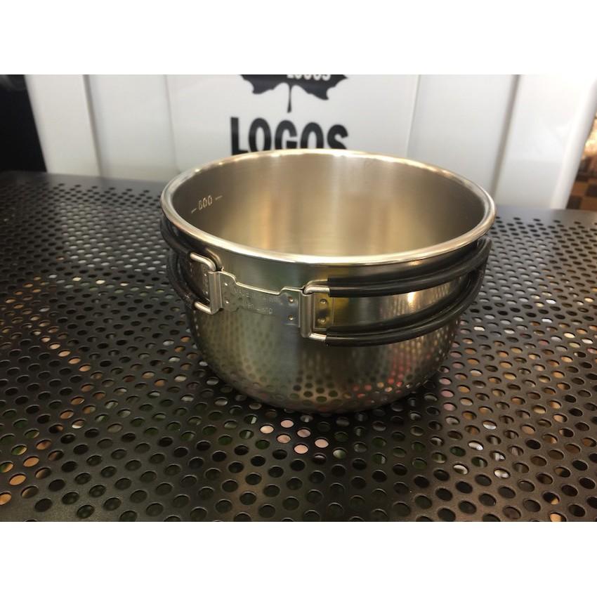 文樑 600CC 不鏽鋼碗 ST-2011-2 304 不鏽鋼 杯子 登山 露營 釣魚 野餐WL20112【露戰隊】