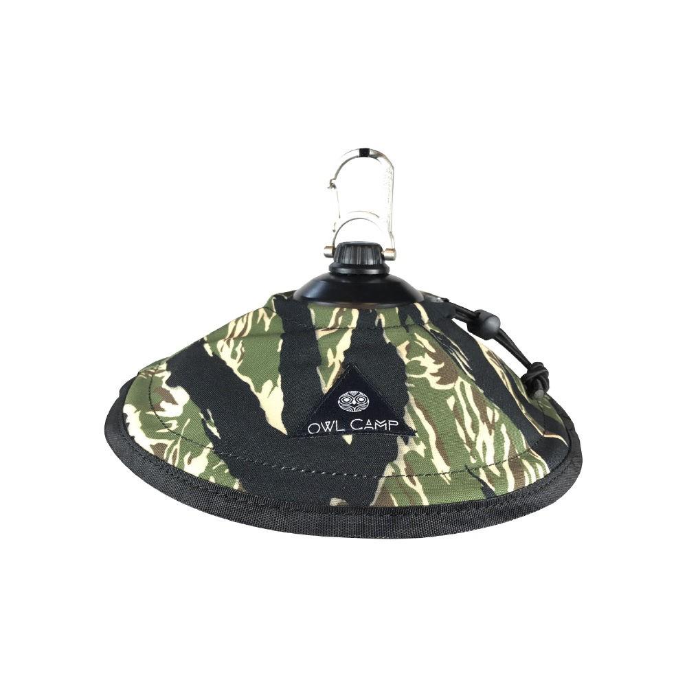 OWL 燈罩 貓頭鷹 適用N9/燈籠花 工作燈 燈泡外罩  【露戰隊】 露營嘉年華