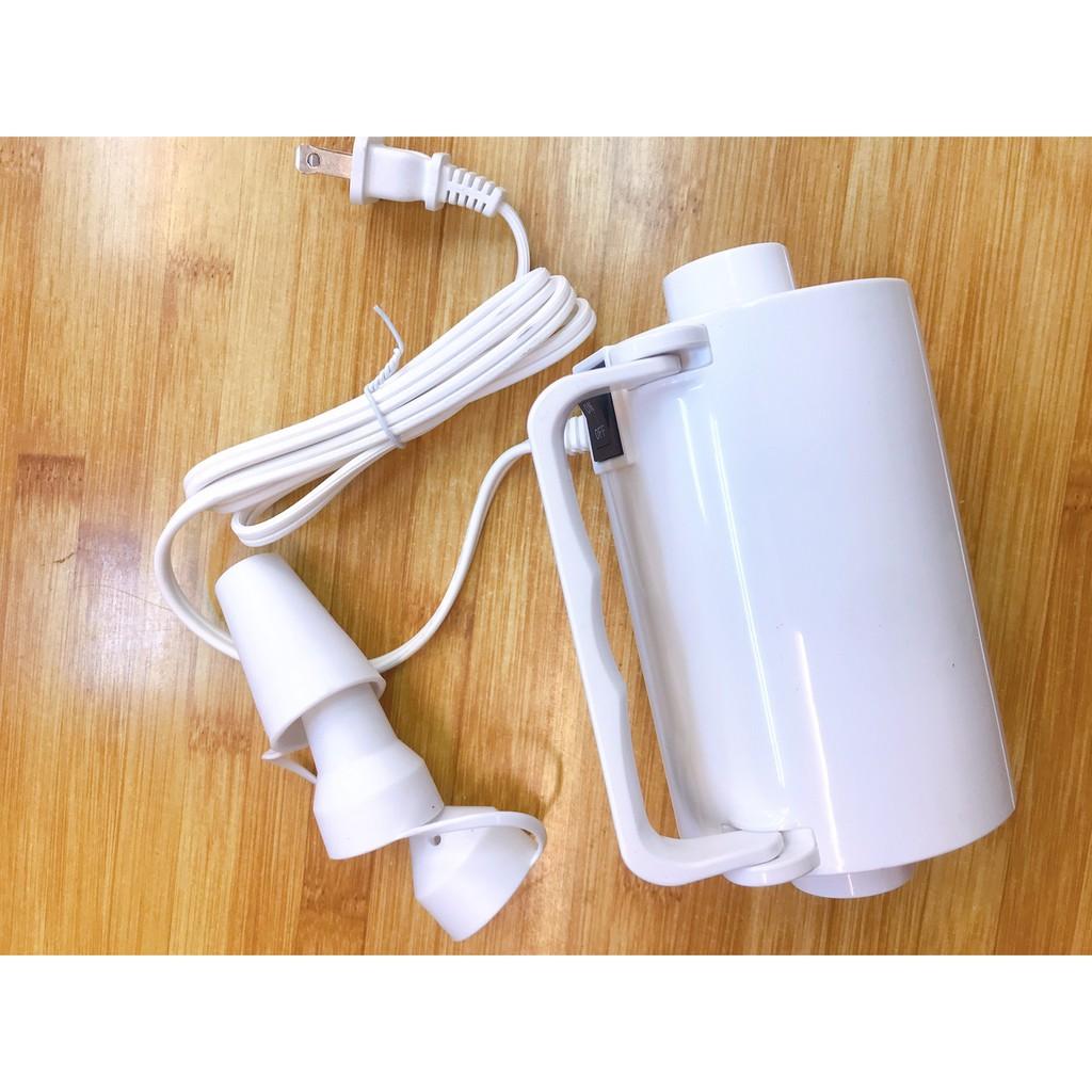 大力士 快速交流電動幫浦 充氣 抽氣兩用 充氣床 充氣幫浦 露營 戶外充氣 【露戰隊】