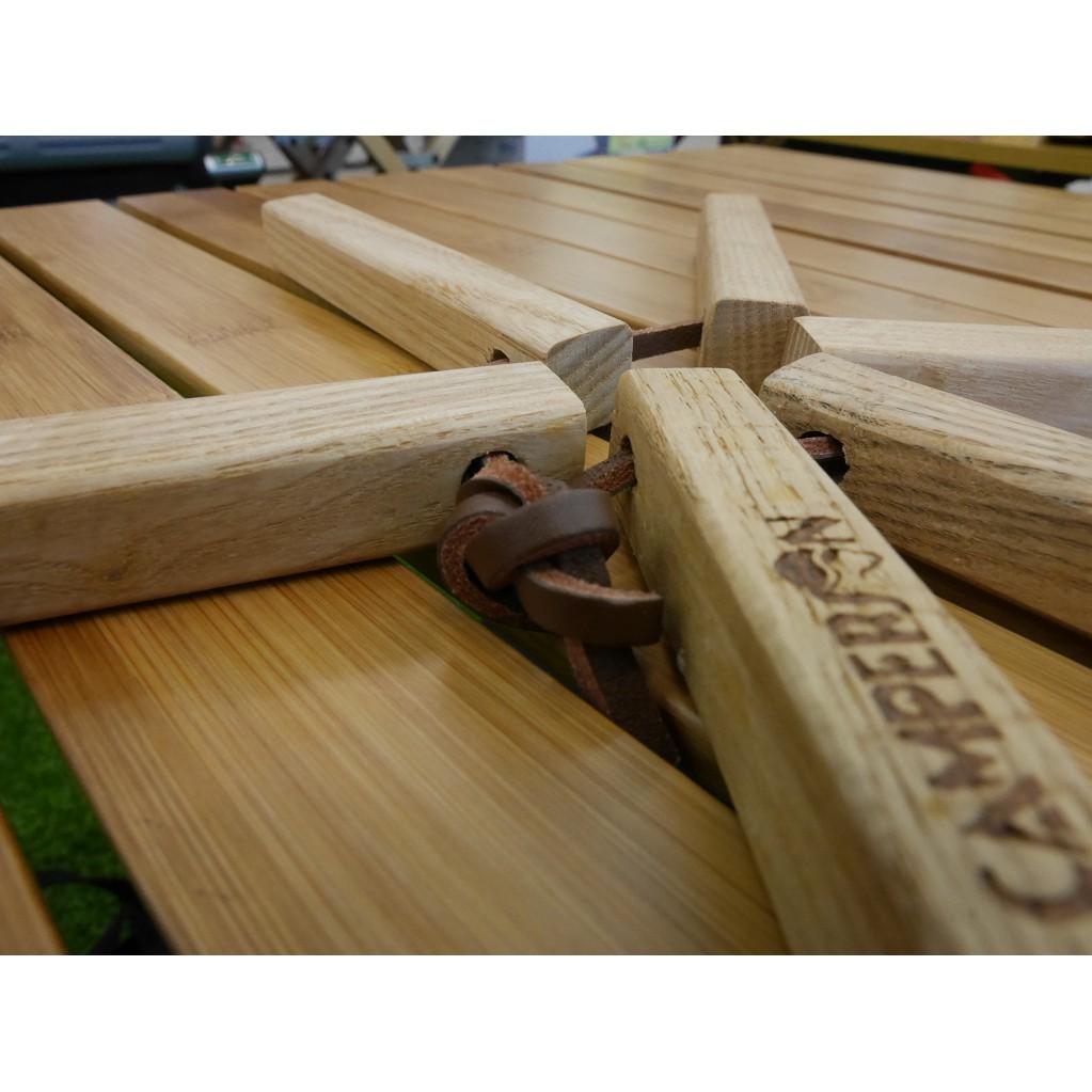 【露戰隊】CAMPERSON 原木 隔熱墊 桌墊 鍋墊 餐桌墊 墊子 杯墊 防滑 防燙 隔熱 CS10089