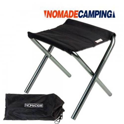 Nomade 可摺疊式迷你叉凳 排隊椅 懶人椅 釣魚椅 bbq椅 燒烤椅 燒烤凳 馬扎 板凳【露戰隊】