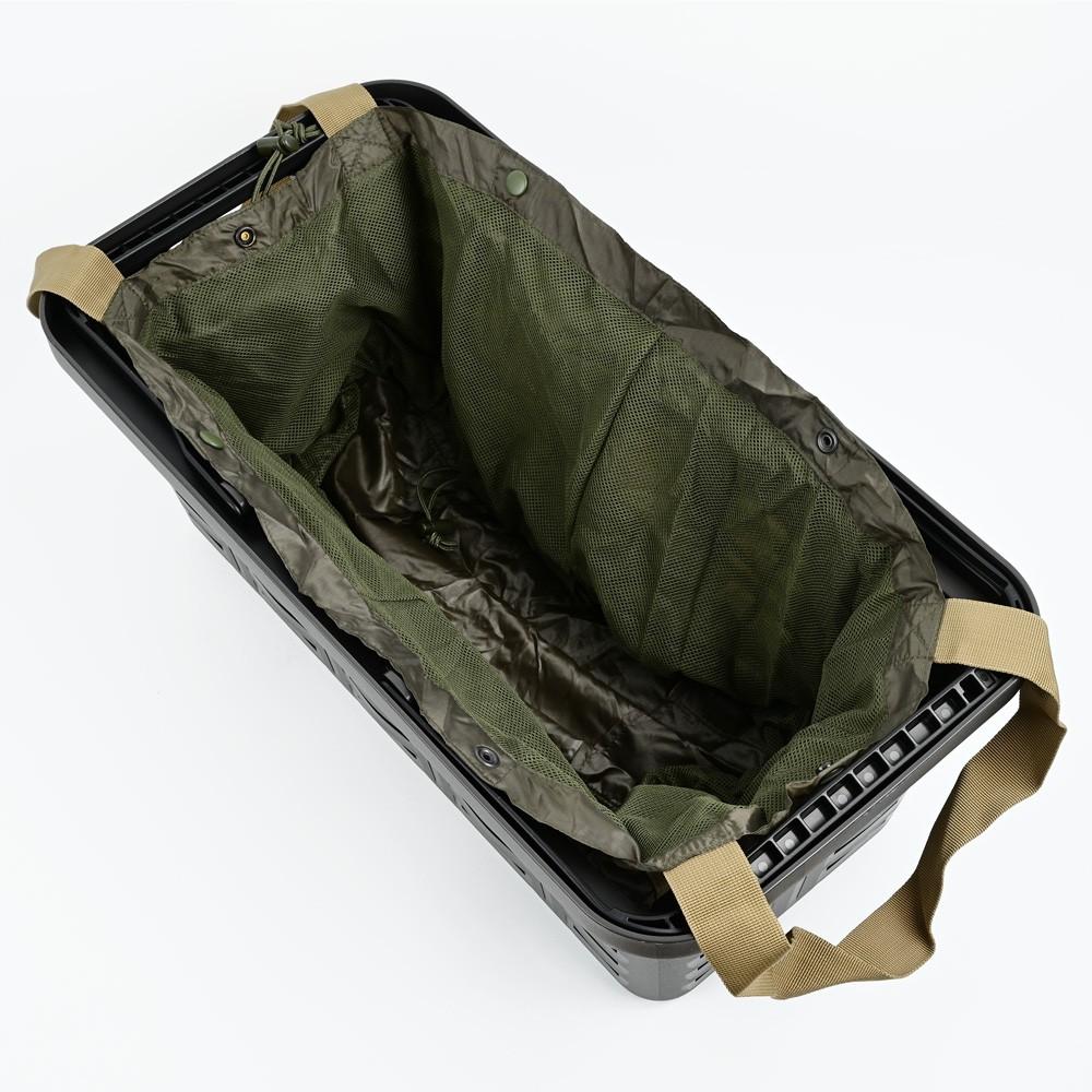 POST GENERAL–環保摺疊輕便防潑水購物袋 手提袋 環保袋 橄欖綠