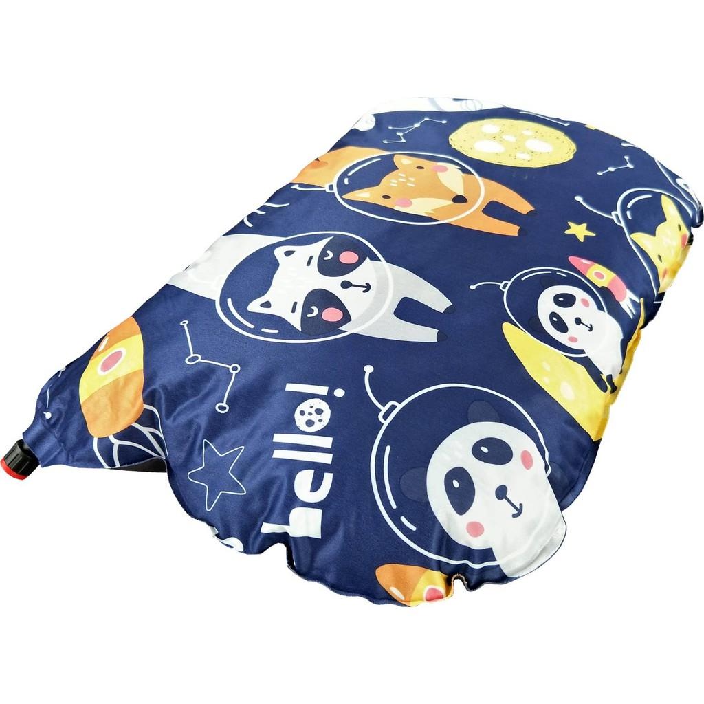 北緯23度 TPU太空版充氣枕 枕頭 午睡枕 睡枕 露營 【露戰隊】