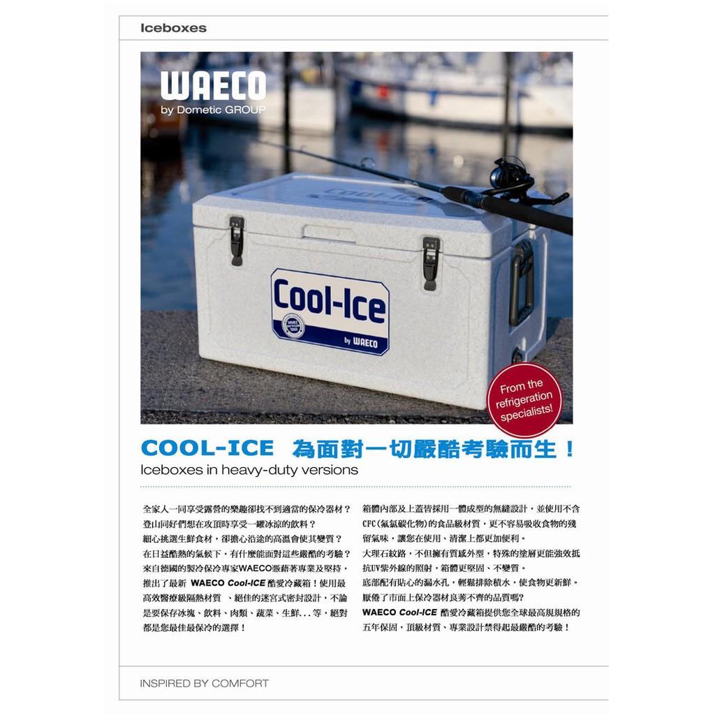 WAECO 頂級長效冰磚 CI-420 無毒 頂級 保冷劑 保冰磚【露戰隊】