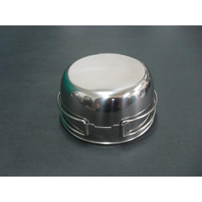 文樑 300CC 不鏽鋼碗 ST-2022 摺疊碗 湯碗 鍋具 餐具 304不鏽鋼 露營 登山 WL02022【露戰隊】