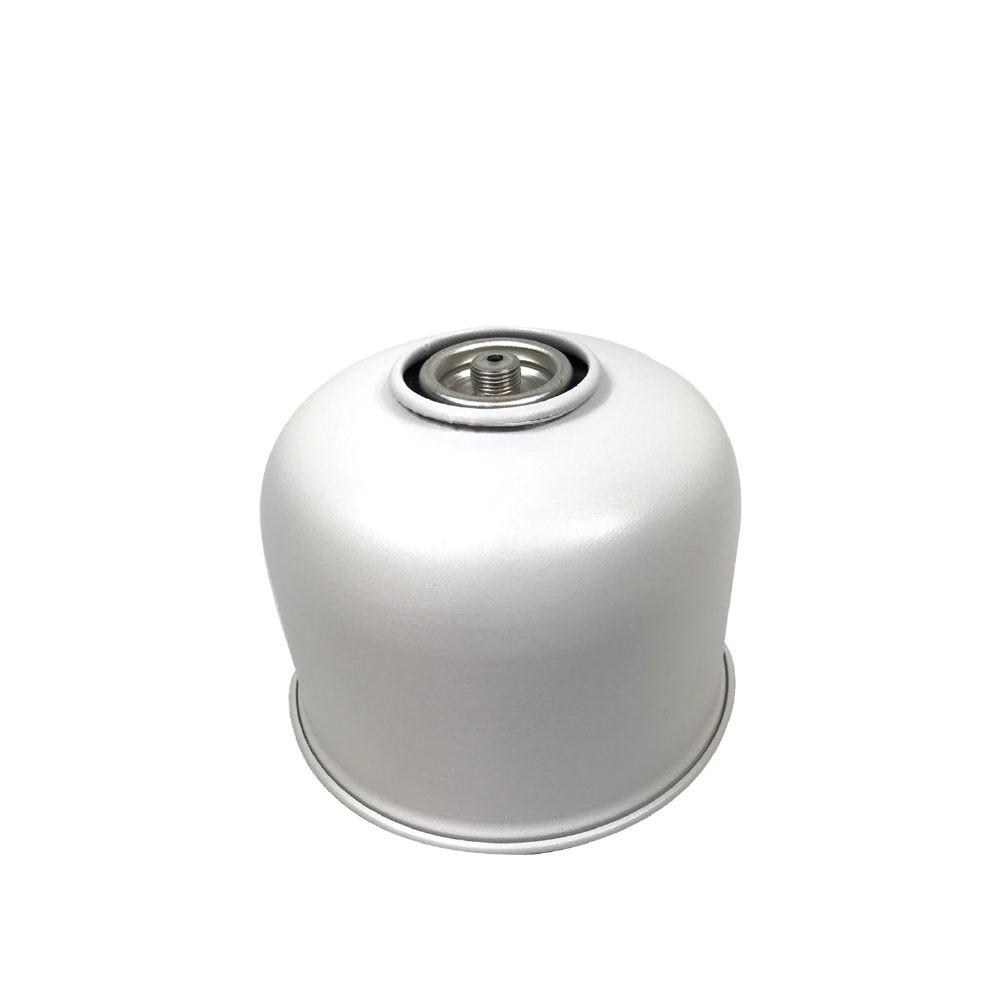 OWL 鐵製瓦斯罐套 瓦斯外套 高山瓦斯套 保護套 【露戰隊】 白色OW00001W