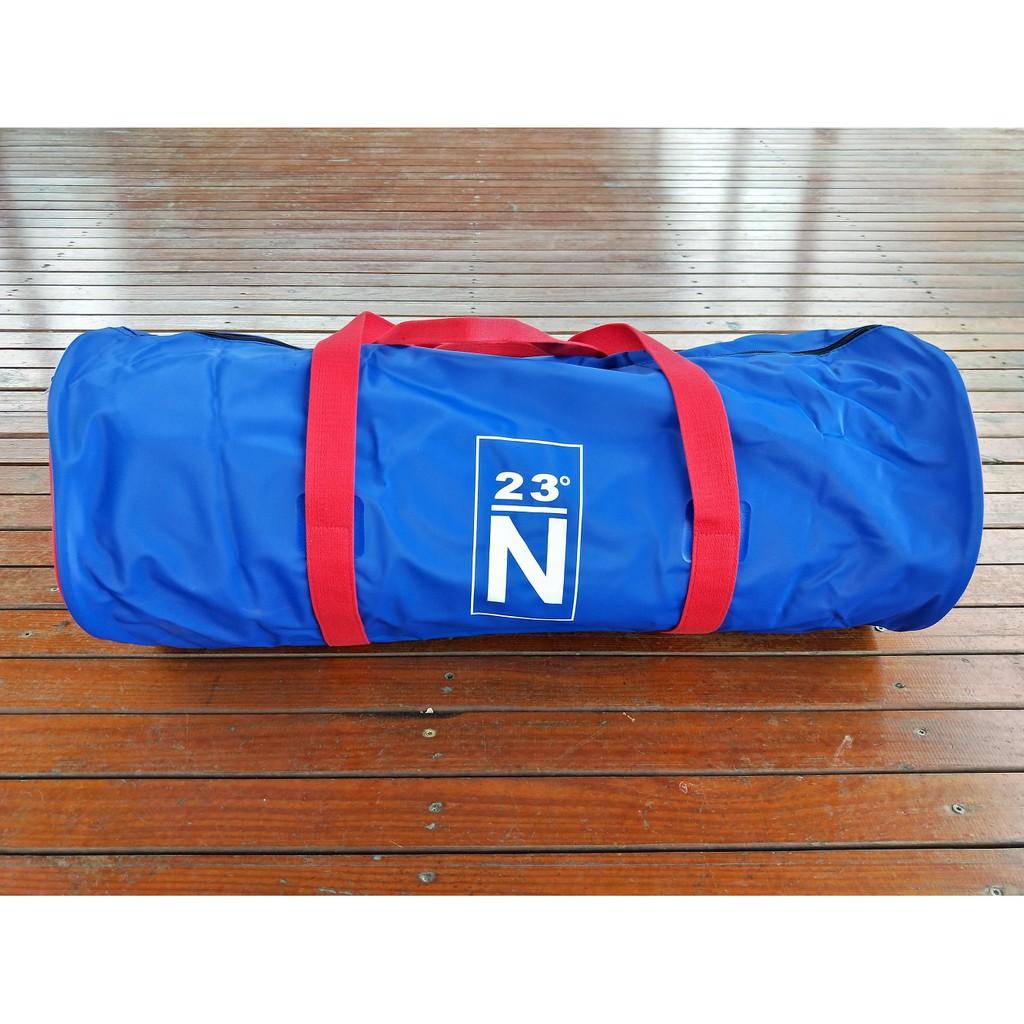 北緯23度 TPU 3D充氣床墊-太空版M號125公分【露戰隊】