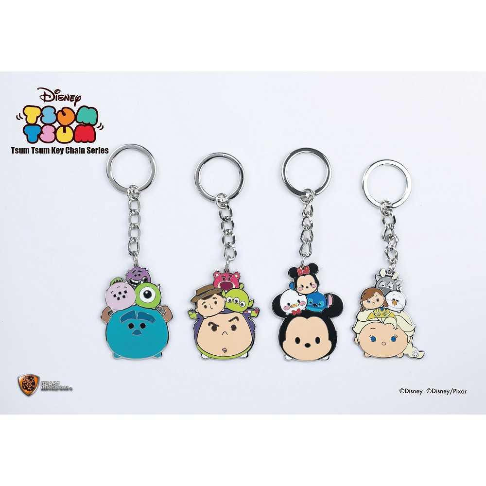 Tsum Tsum 金屬鑰匙圈-玩具總動員