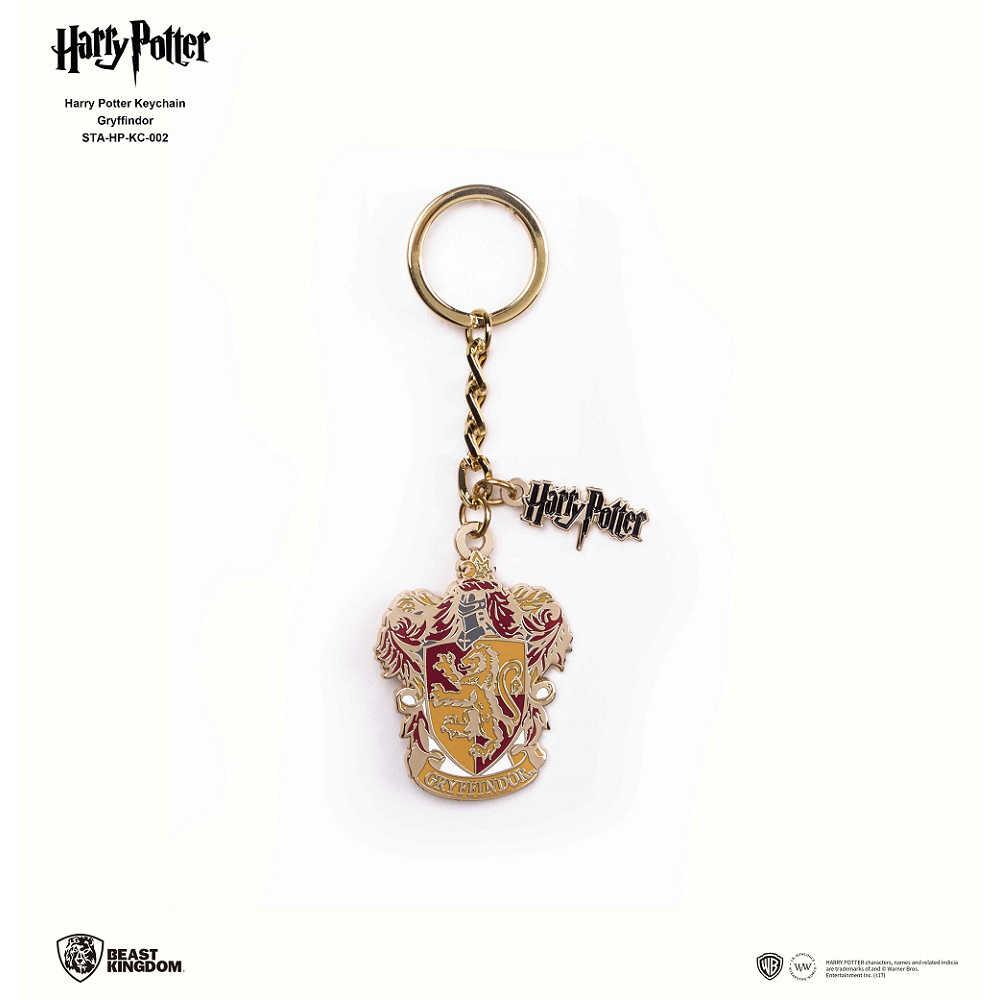 哈利波特 鑰匙圈-葛萊分多款
