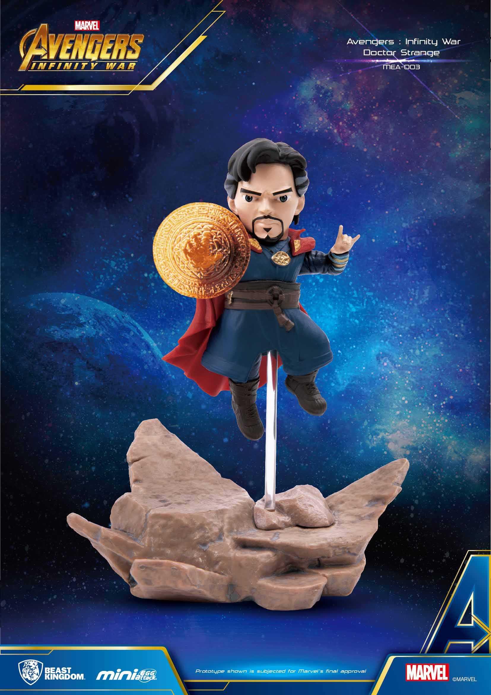 MEA-003 復仇者聯盟3:無限之戰 奇異博士