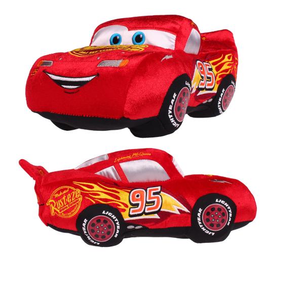 迪士尼 汽車總動員28cm Cars3閃電麥坤(電子絲絨)