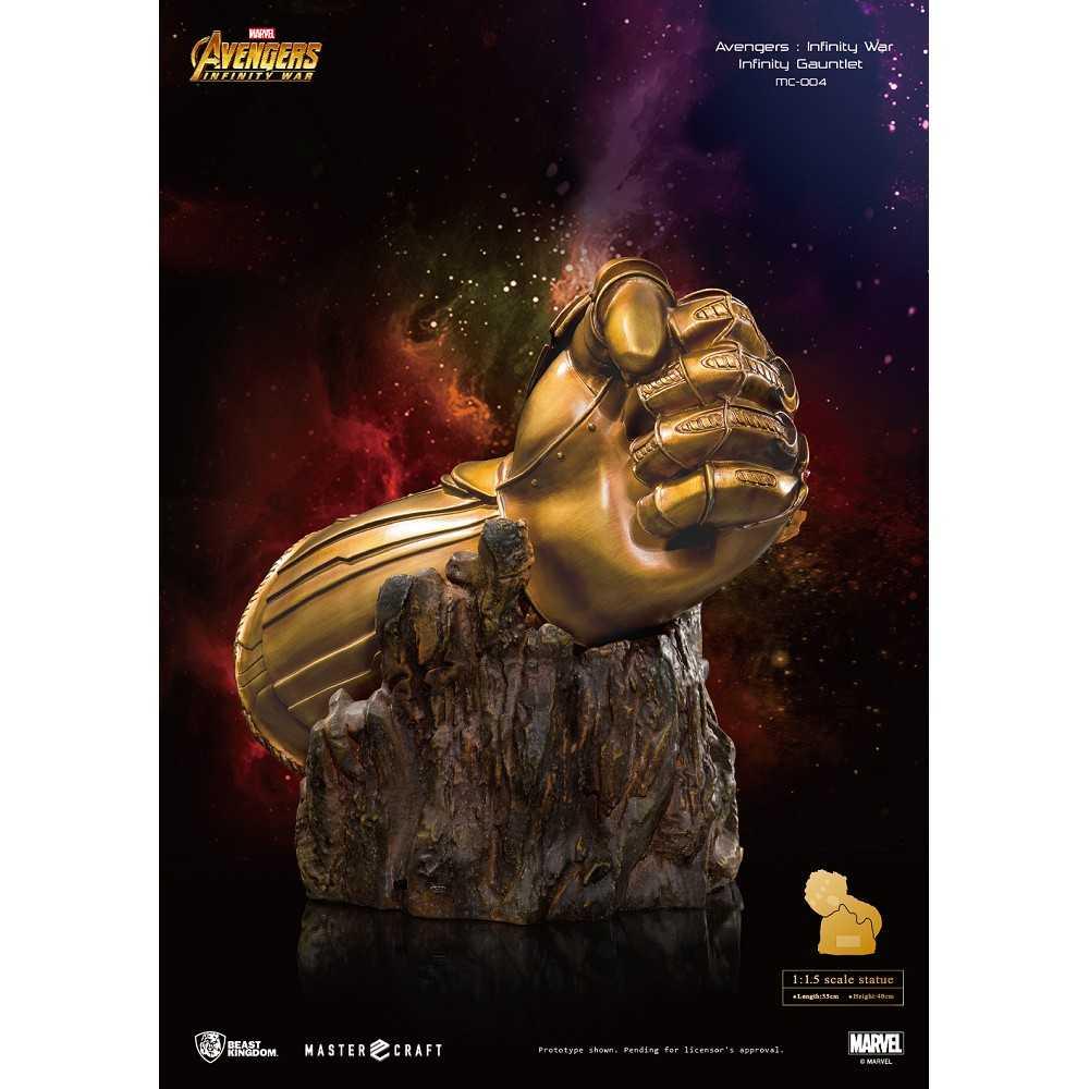 MC-004 復仇者聯盟:無限之戰 無限手套