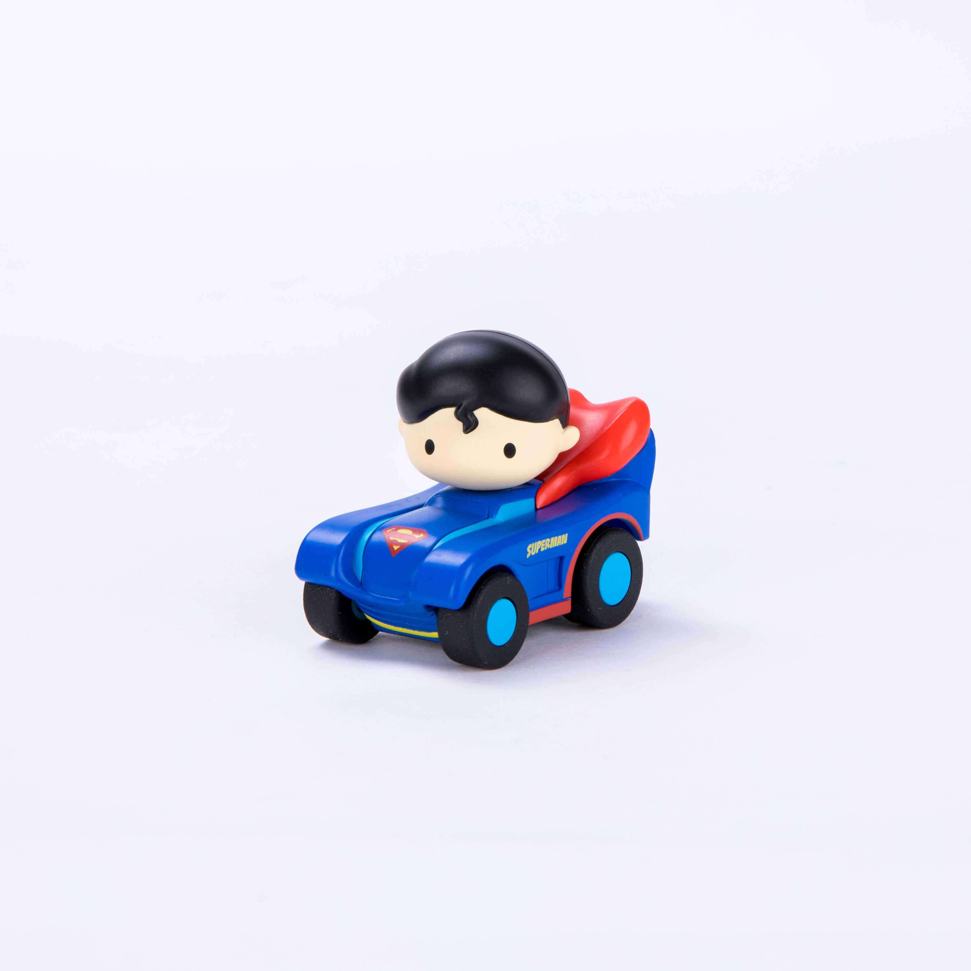 DCC005 DC Chibi旋風迴力車 超人