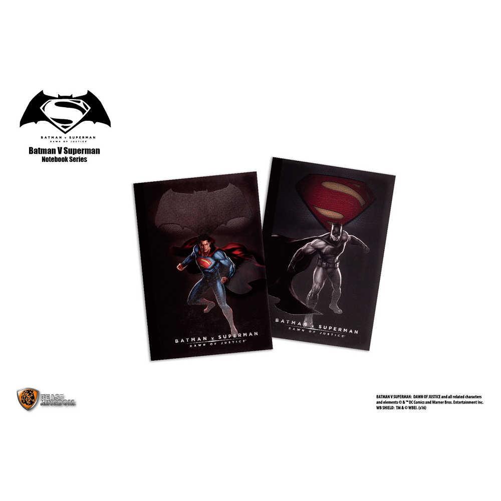 DC 蝙蝠俠對超人 筆記本 009 蝙蝠俠款