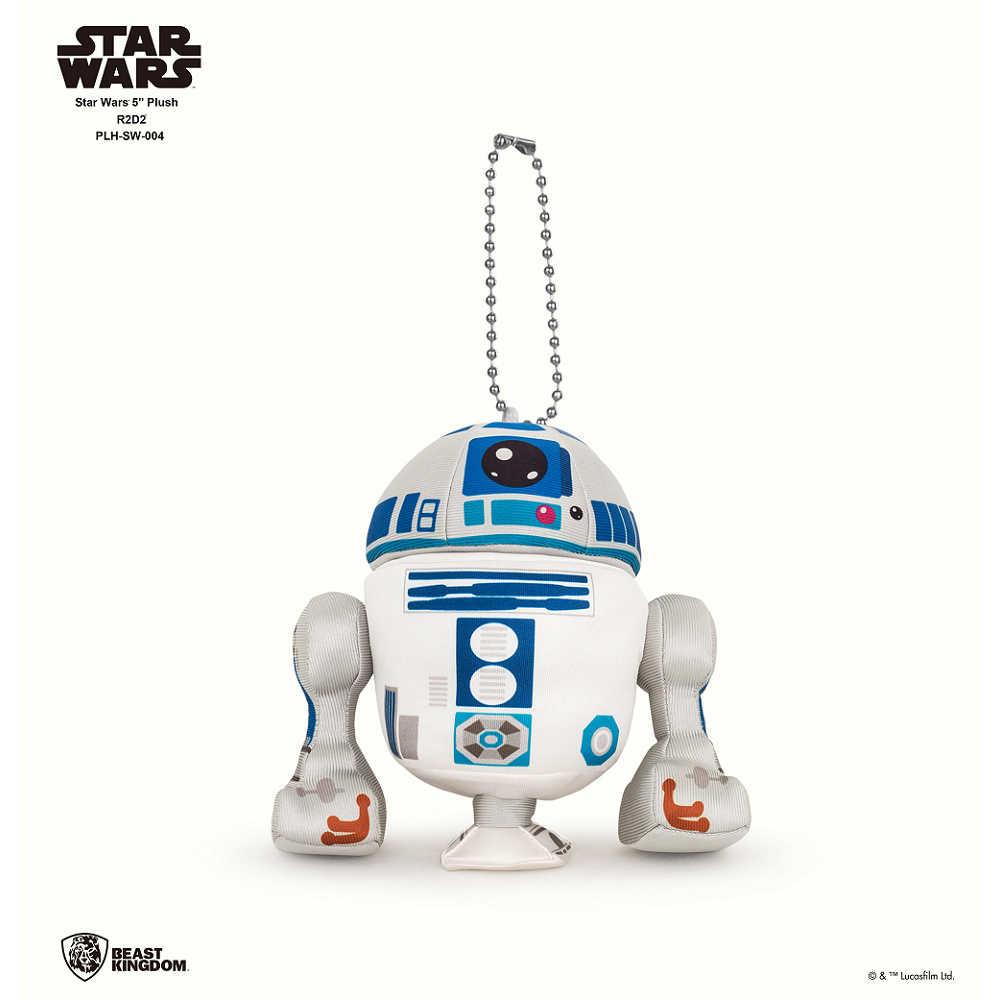 Star Wars 星際大戰5吋絨毛 R2D2