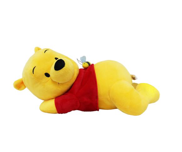 迪士尼 31cm趴姿維尼(蜜蜂)