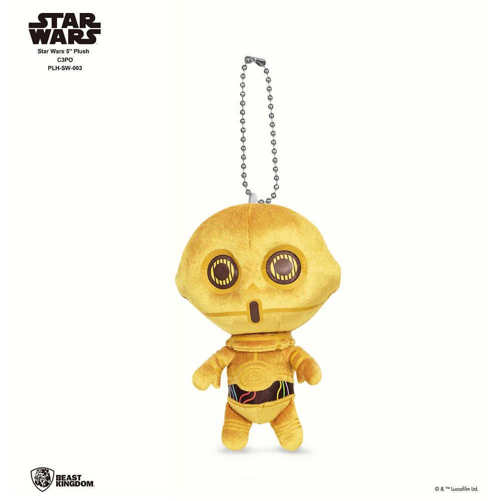Star Wars 星際大戰5吋絨毛 C3PO
