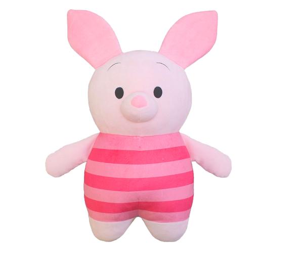 迪士尼 小熊維尼30cm麻糬立體鼻小豬